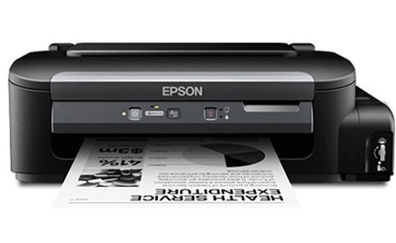 Máy in phun Epson M100 có tốc độ nhanh