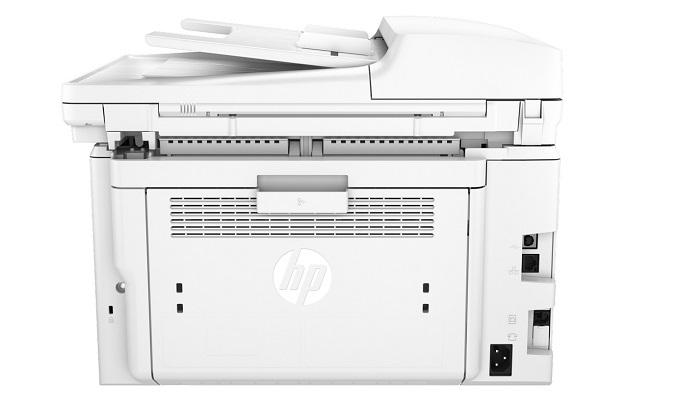 Máy in HP Laserjet Pro MFP M227FDW - Chất lượng in rõ nét