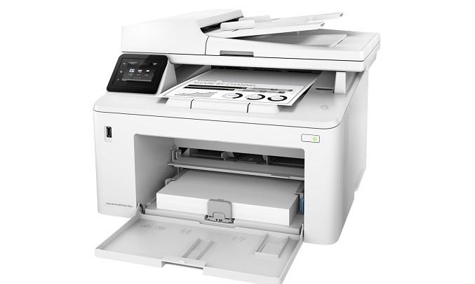 Máy in HP Laserjet Pro MFP M227FDW - Tích hợp 4 tính năng
