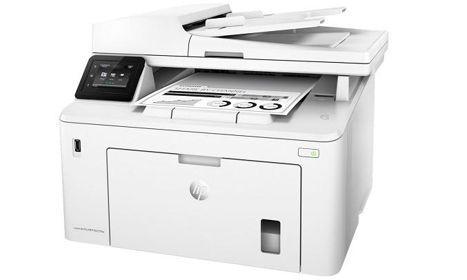 Máy in HP Laserjet Pro MFP M227FDW - Tốc độ in nhanh