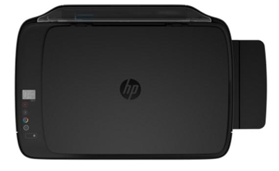 Máy in phun màu đa năng HP Deskjet GT 5810 (L9U63A) kiểu dáng nhỏ gọn