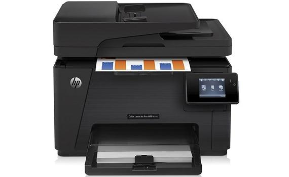 Máy in HP Color LaserJet Pro MFP M177FW (CZ165A) cho tốc độ vượt trội