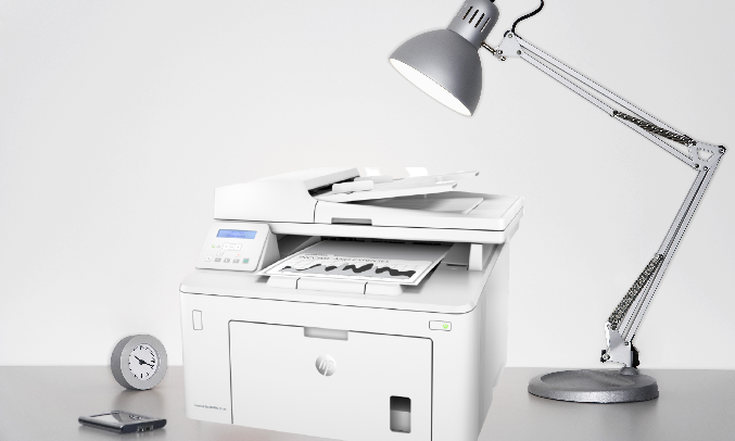 Máy in HP Laserjet Pro MFP M227SDN-G3Q74A - Tích Hợp Scan và Copy