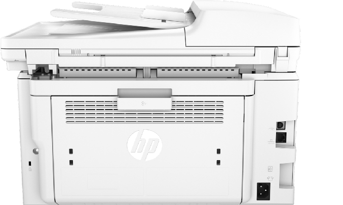 Máy in HP Laserjet Pro MFP M227SDN-G3Q74A - Kết nối dễ dàng