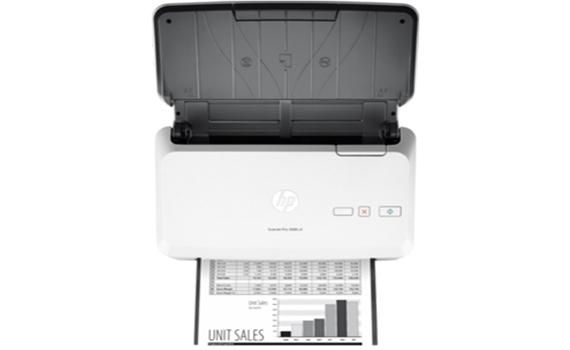 Máy scan HP pro 3000 S3-L2753A thiết kế sang trọng