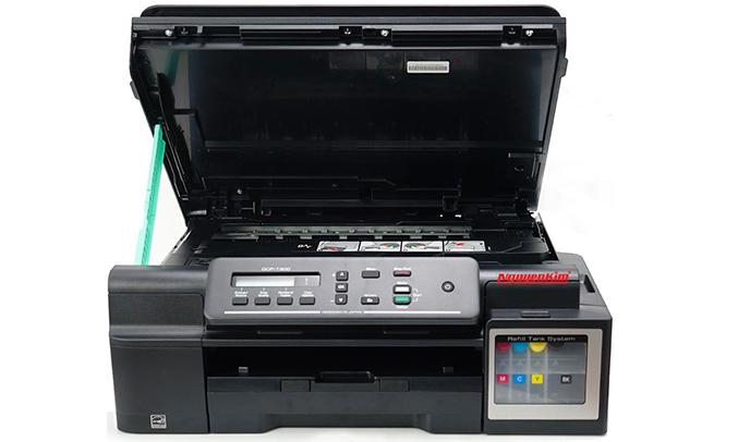 Máy in phun Brother DCP-T300 thiết kế hiện đại