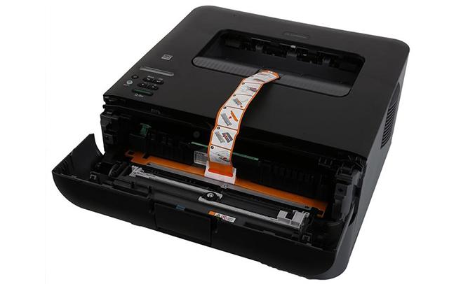 Máy in Laser Brother HL-L2366DW bản in rõ nét