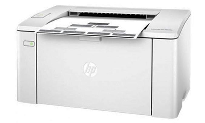 Máy in Laser đơn năng HP M102W-G3Q35A kết nối wifi