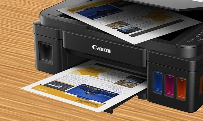 Máy in phun màu đa năng Canon Pixma G2010 - Bản in chất lượng cao