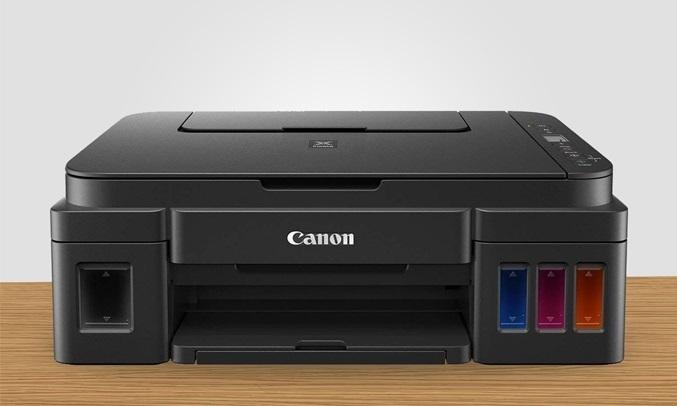 Máy in phun màu đa năng Canon Pixma G2010 - Khả năng in nhiều lần