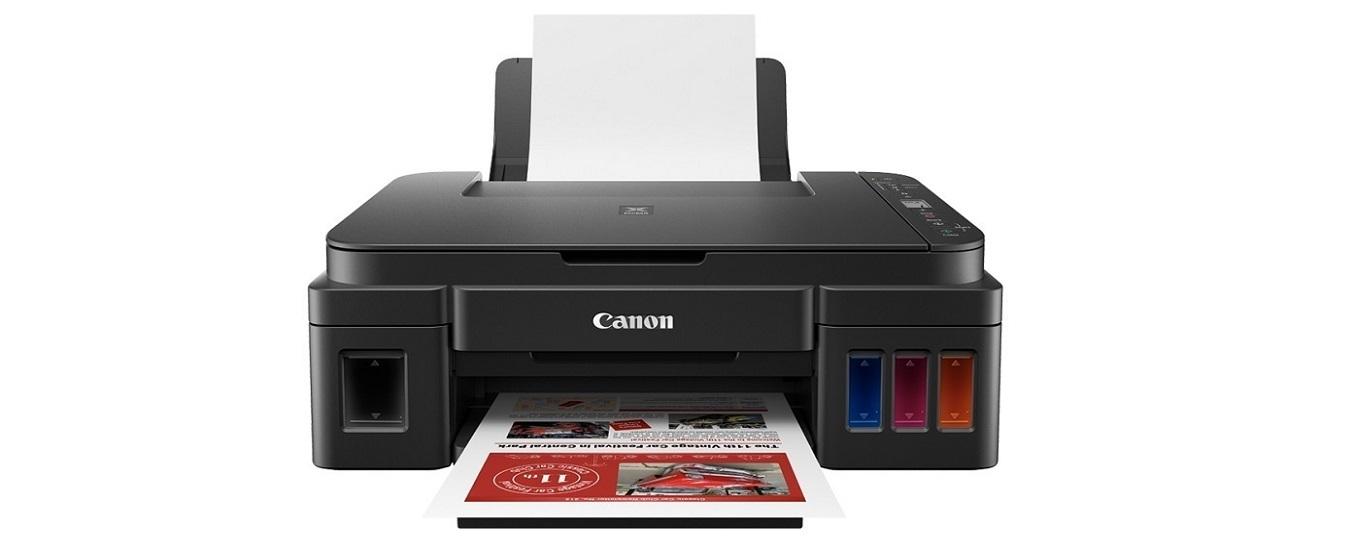 Máy in phun màu Canon Pixma G3010 - chất lượng bản in cao