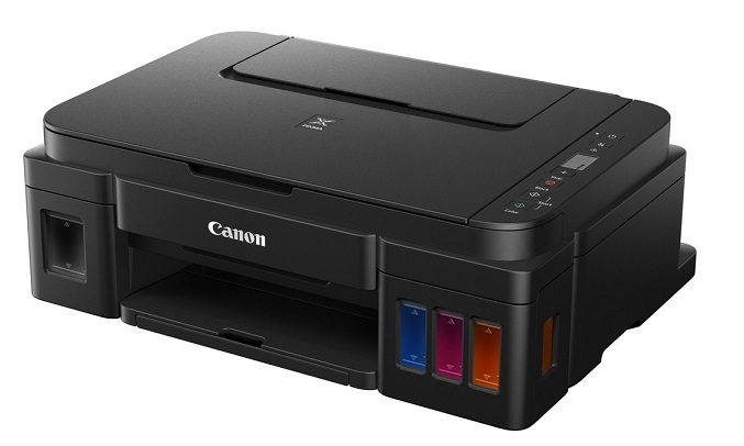 Máy in phun màu Canon Pixma G3010 - In nhiều lần