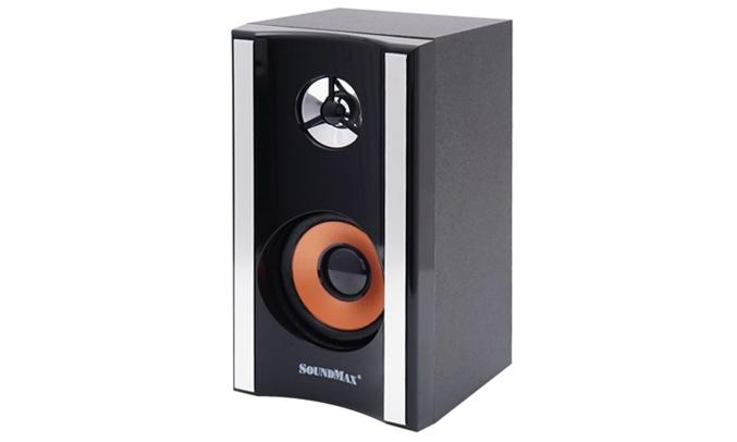 Loa vi tính Soundmax A8900 đem đến khung gian trung thực