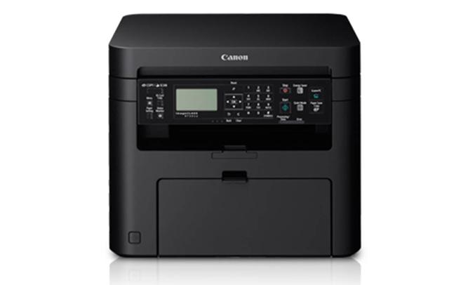 Máy in đa năng Canon MF241D thiết kế gọn gàng