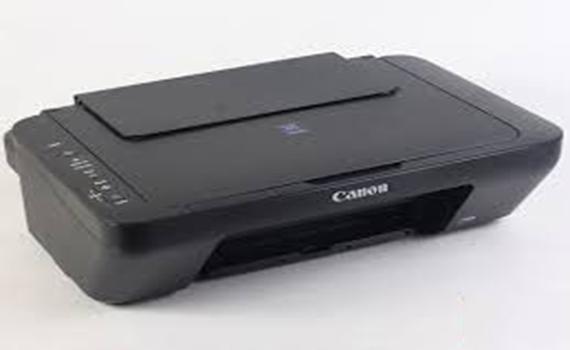 Máy in phun đa năng Canon Pixma E410 tiết kiệm chi phí mực in