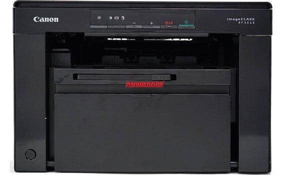 Máy in laser Canon MF3010 được thiết kế cứng cáp