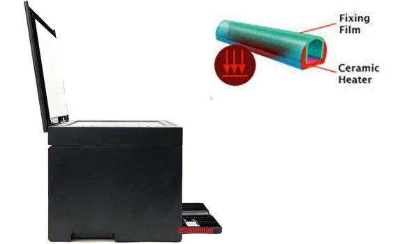 Máy in laser Canon MF3010 công nghệ sấy theo nhu cầu