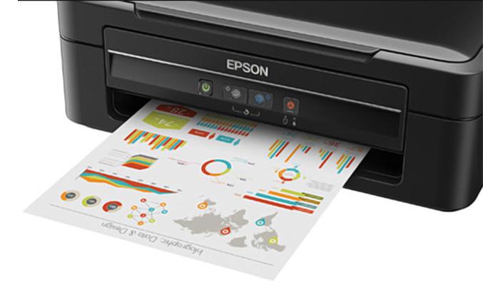 Máy in Epson L360 tốc độ in nhanh