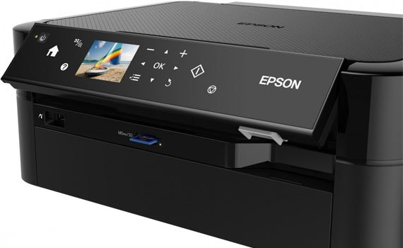Máy in phun Epson L850 đa tính năng tiện lợi