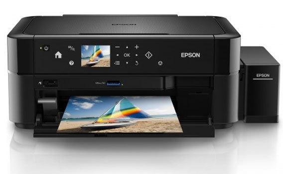 Máy in phun Epson L850 cho chất lượng bản in sắc nét