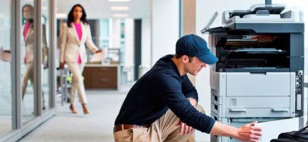 Nếu không thể tự khắc phục lỗi của máy photocopy hãy liên hệ ngay với nhân viên sửa chữa chuyên nghiệp nhé!