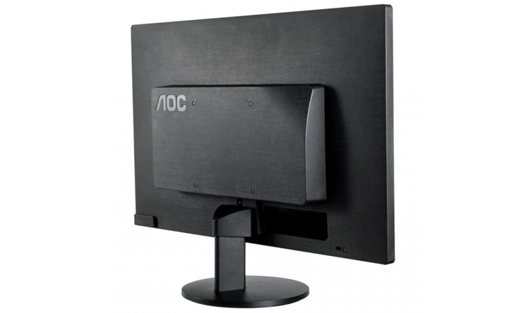 Màn hình máy tính AOC E2270SWN điều chỉnh màn hình tùy góc nhìn