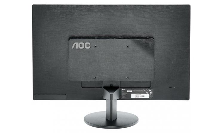 Màn hình máy tính AOC E2270SWN chân đế chắc chắn, thanh lịch