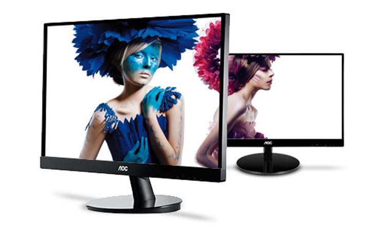 Màn hình máy tính AOC E2270SWN 21.5 inch, Full HD