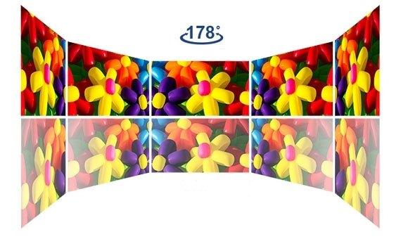 Màn hình máy tính Asus 21.5 inch VZ229H BK góc nhìn rộng