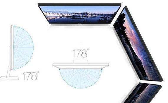 Màn hình máy tính LG 24MP68VQ có màn hình 23.8 inches