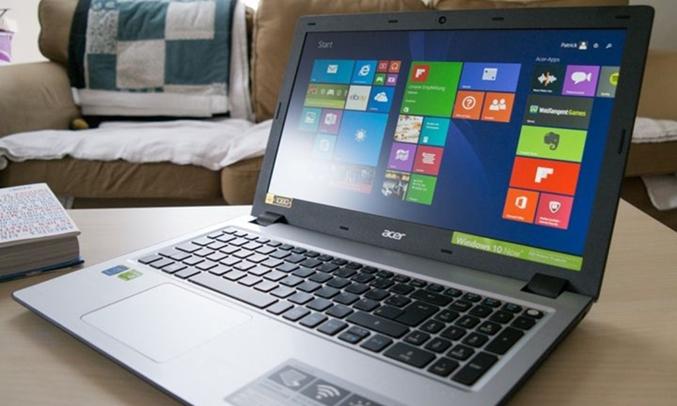 Máy tính xách tay Acer Aspire V3 574 trang bị màn hình LED 15.6 inches