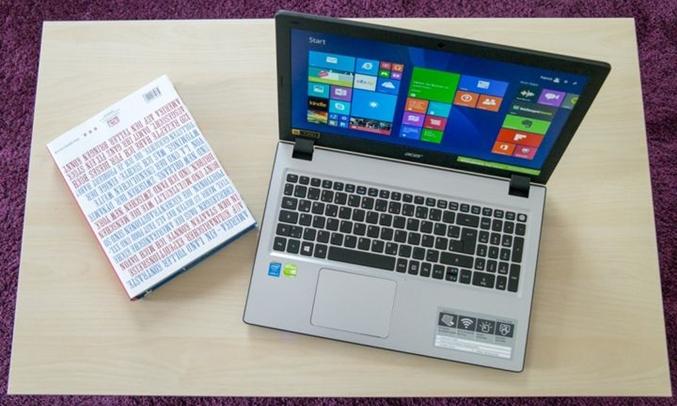 Máy tính xách tay Acer Aspire V3 574 tích hợp RAM dung lượng 4GB