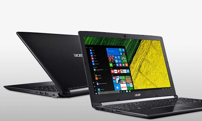 Laptop Acer Aspire A515-51G-51EM có cấu hình mạnh mẽ