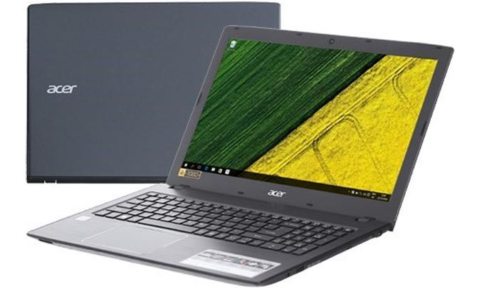Laptop được trang bị màn hình FHD kích thước 15.6 inches
