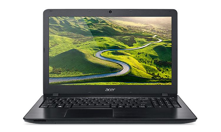 Laptop Acer Aspire F5-573G 50L3 có ổ cứng dung lượng lớn