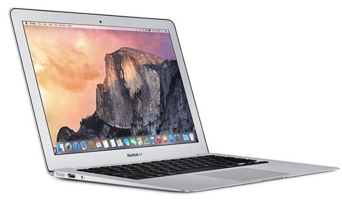 Macbook Air 13.3 inch 2017 (MQD32SA/A) sử dụng hệ điều hành MacOS