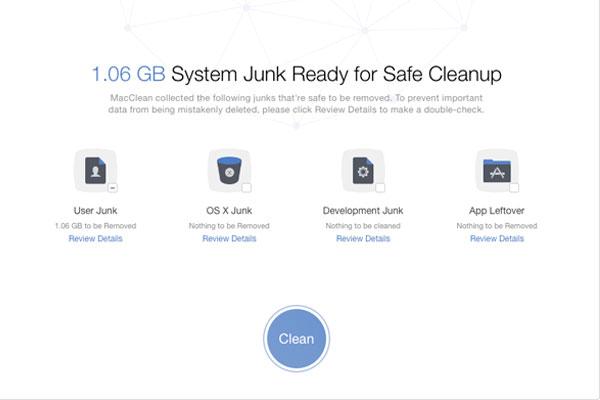 """Dữ liệu rác không được dọn dẹp thường xuyên sẽ làm """"đầy"""" MacBook của bạn"""