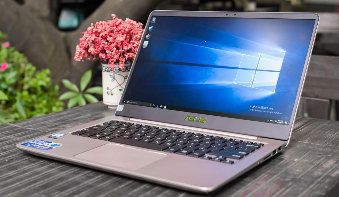 Laptop Asus UX410UA GV064 thiết kế đầy nghệ thuật