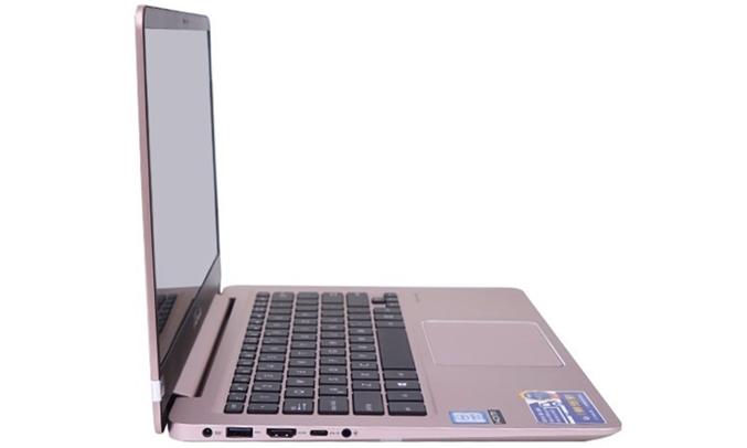 Laptop Asus UX410UA GV064 cổng kết nối tiện ích