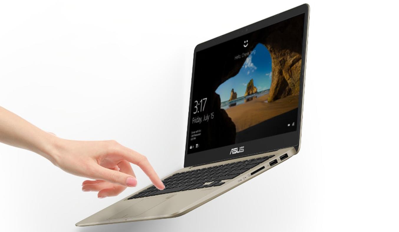 Laptop AsusVivobook S14 S410UA-EB015T trang bị card đồ họa mạnh mẽ