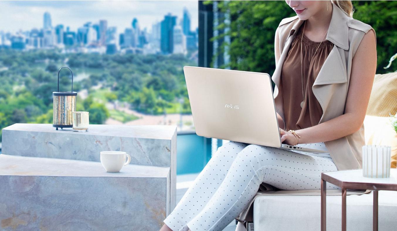 Laptop AsusVivobook S14 S410UA-EB015T có cấu hình mạnh mẽ