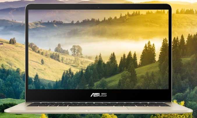 Laptop AsusZenbook Flip 14 UX461UA - E1127T màn hình FHD 15.6 inch