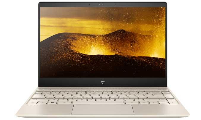 Máy tính xách tay HP Envy 13-AD159TU 3MR74PA màn hình sắc nét