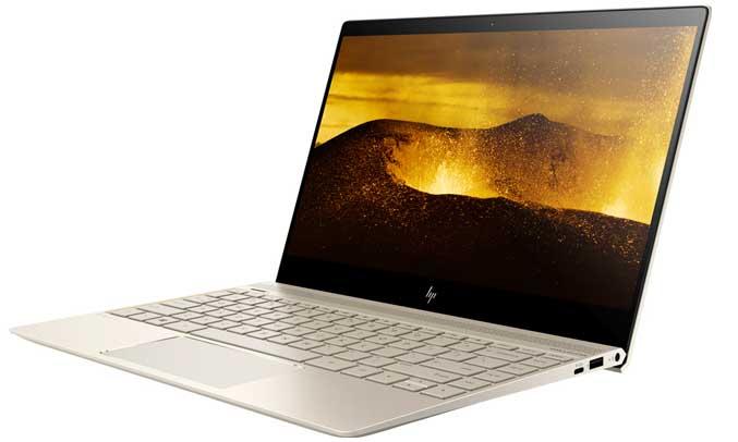 Máy tính xách tay HP Envy 13-AD159TU 3MR74PA pin khủng