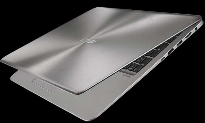 Máy tính xách tay (NB) Asus UX510U được trang bị thỏi pin có dung lượng 3 cell