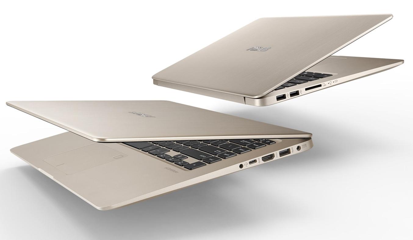 Máy tính xách tay Asus VivoBook S15 S510UA-BQ300 thiết kế sang trọng
