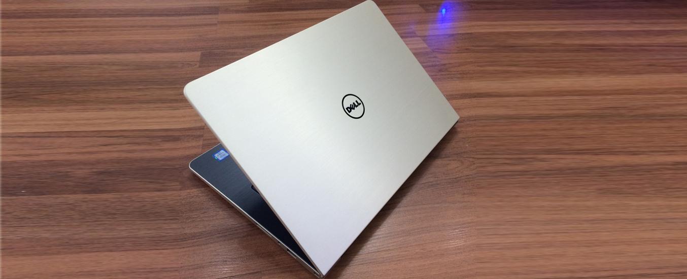 Laptop Dell Vostro 15-5568 70087069 thiết kế tinh tế, hiện đại