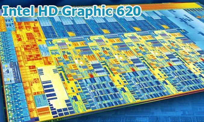 Laptop Dell Vostro 15-5568 70087069 tích hợp card màn hình Onboard mạnh mẽ