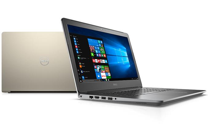 Laptop Dell Vostro 15-5568 70087069 trang bị màn hình FHD 15.6 inches