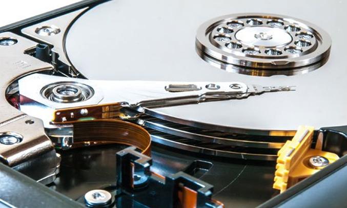 Laptop Dell Vostro 15-5568 70087069 tích hợp ổ đĩa cứng HDD 500GB